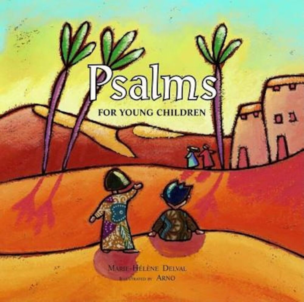Psalms for Young Children, Hardcover