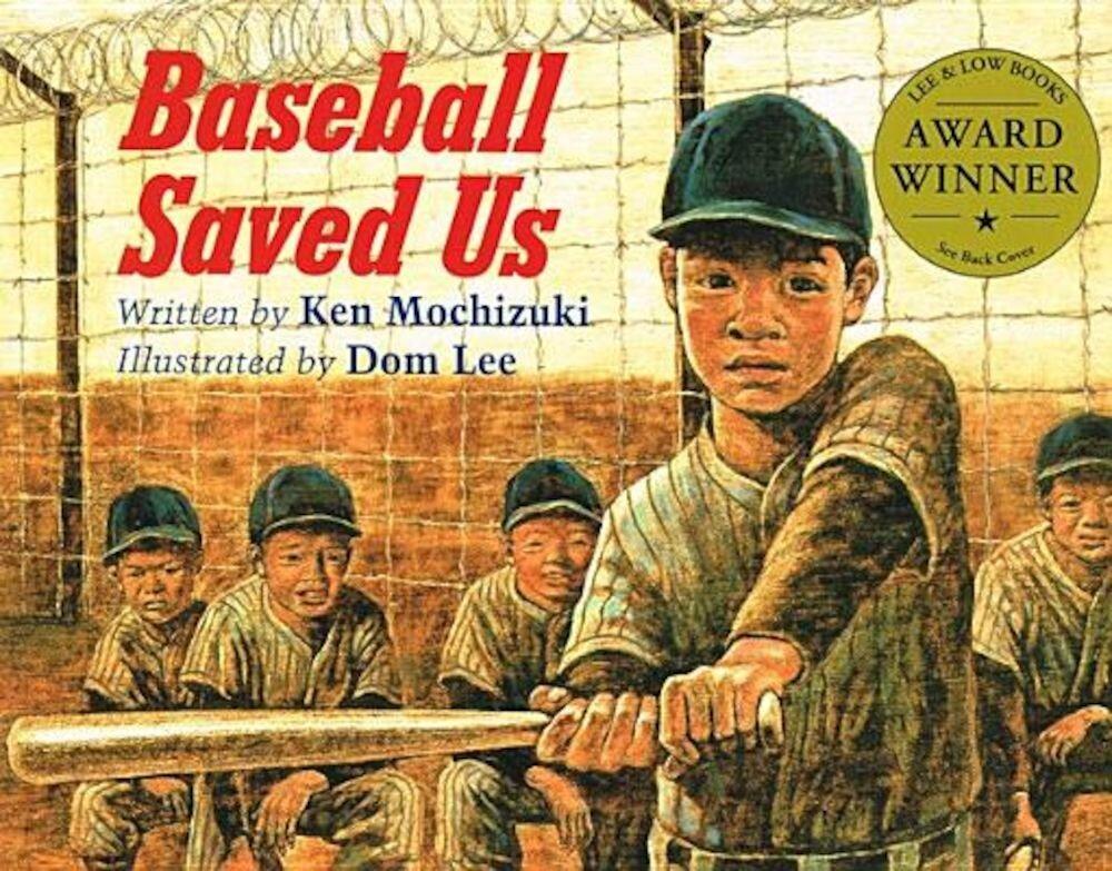 Baseball Saved Us, Hardcover
