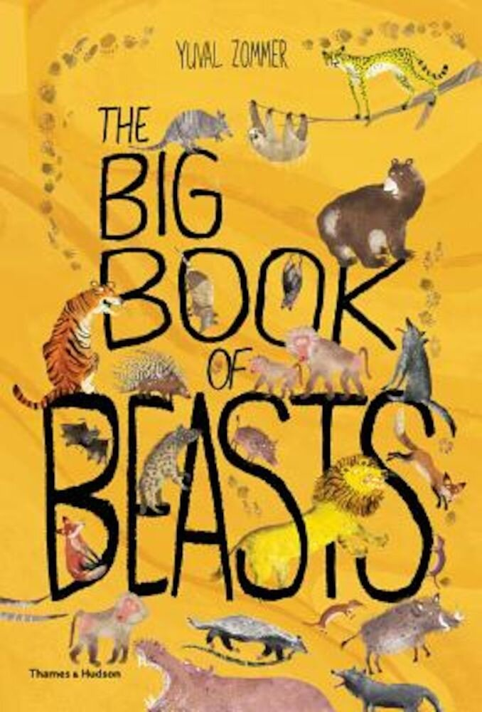 The Big Book of Beasts, Hardcover