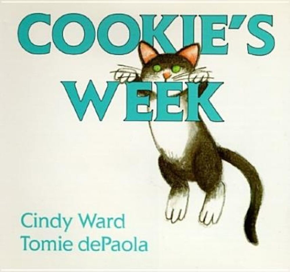 Cookie's Week, Paperback