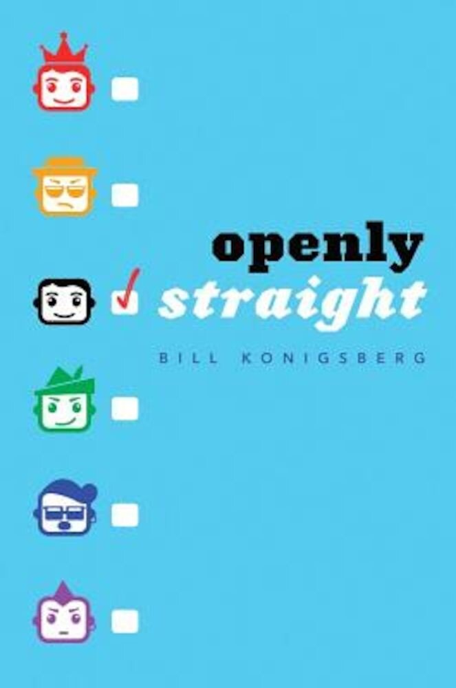 Openly Straight, Hardcover