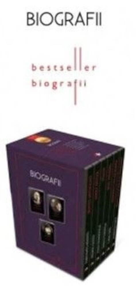 Set biografii (6 volume)
