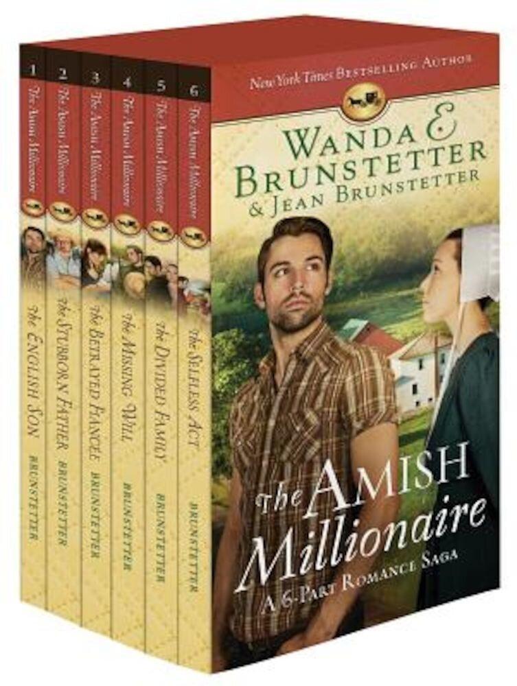 The Amish Millionaire Boxed Set, Paperback