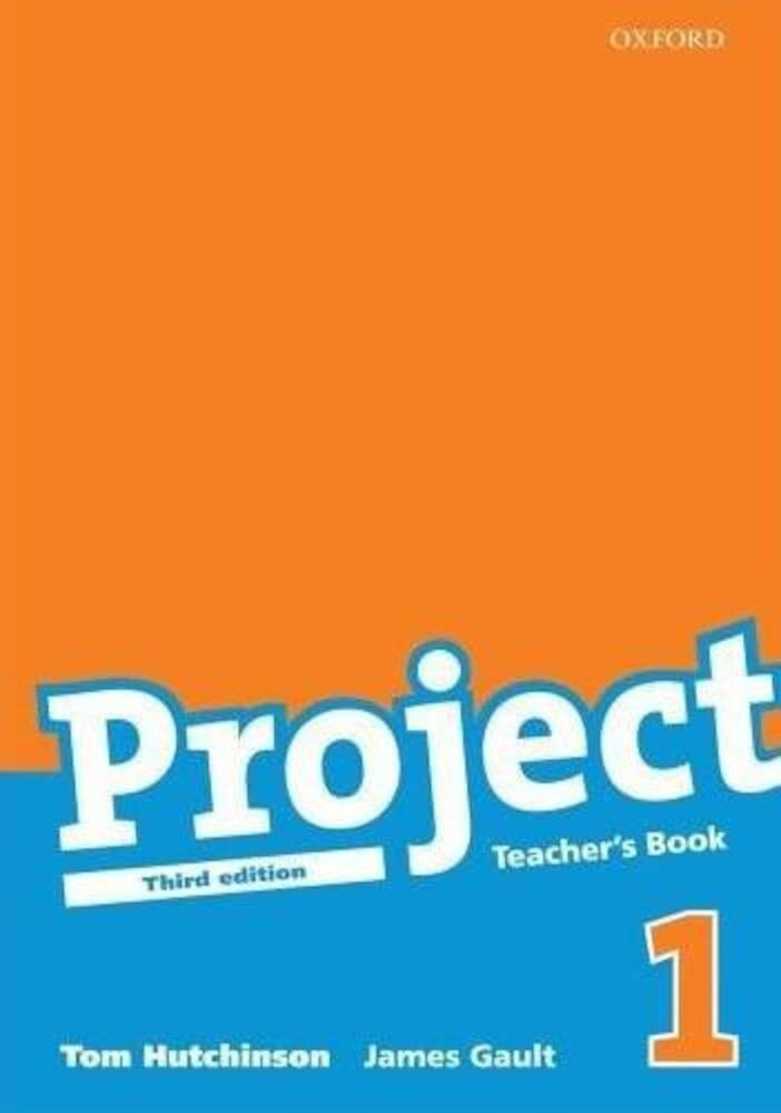 Project 1. Teacher's Book