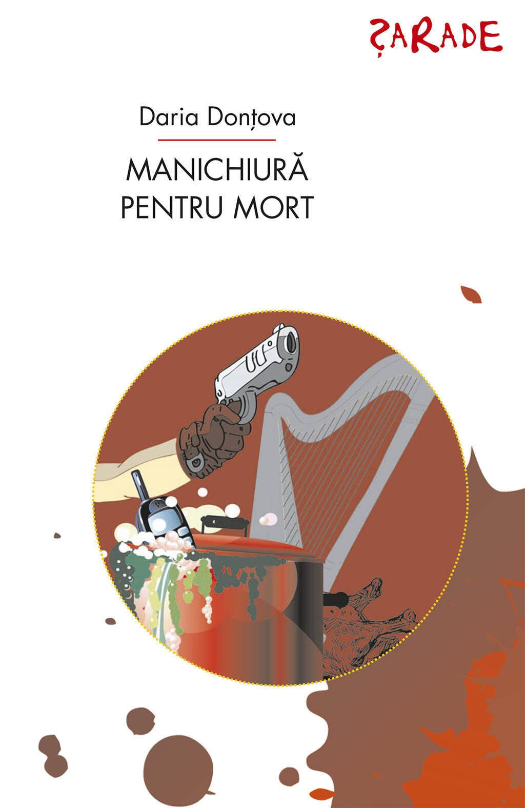 Manichiura pentru mort (eBook)