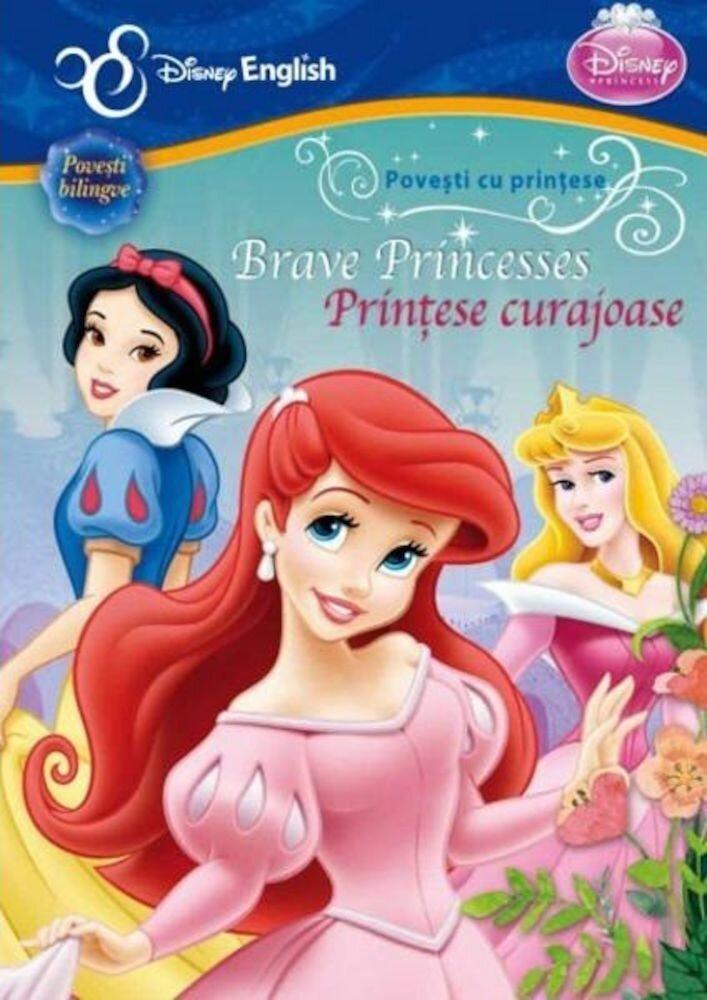 Printese curajoase. Povesti bilingve