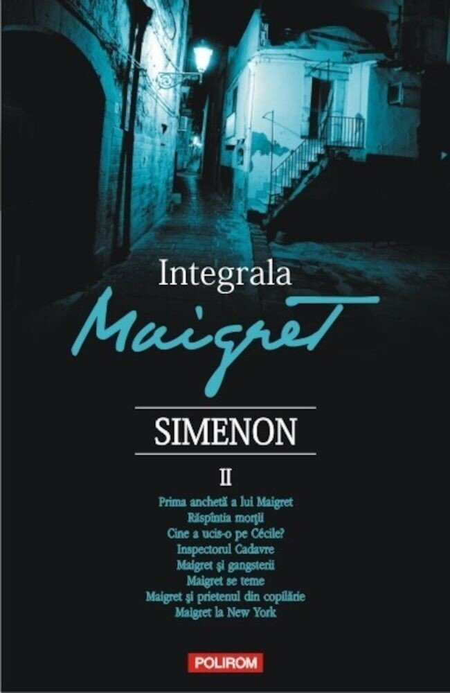 Integrala Maigret, Vol. 2