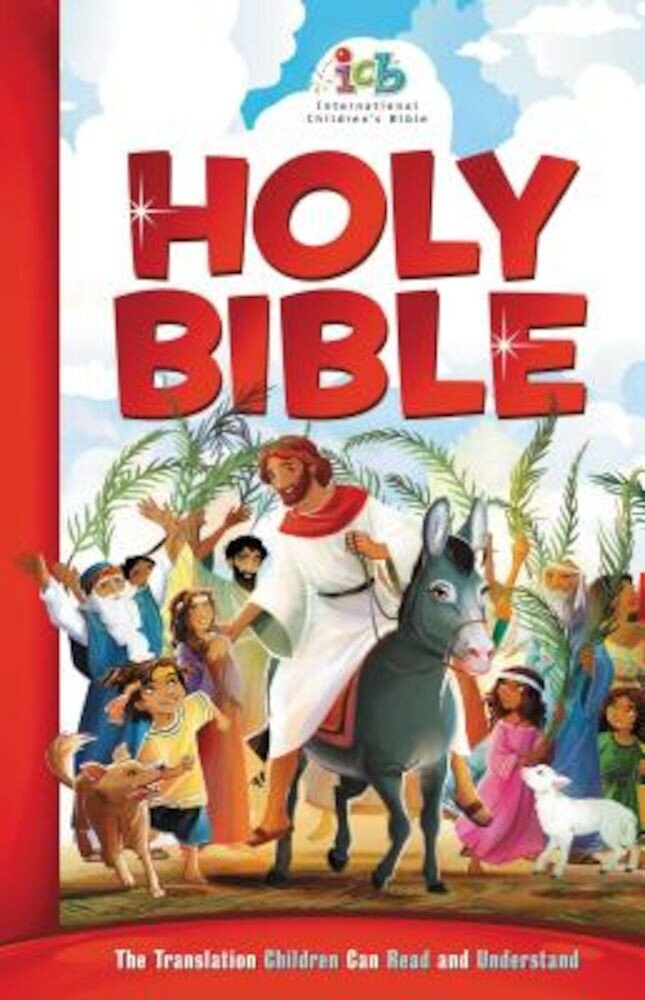 International Children's Bible: Big Red Cover, Hardcover