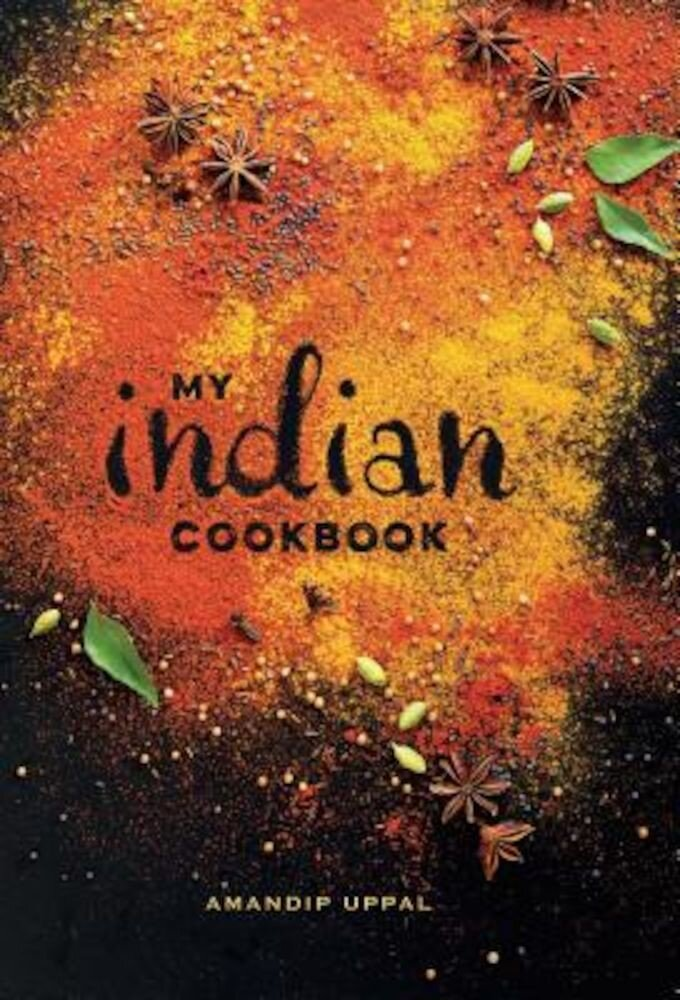 My Indian Cookbook, Hardcover