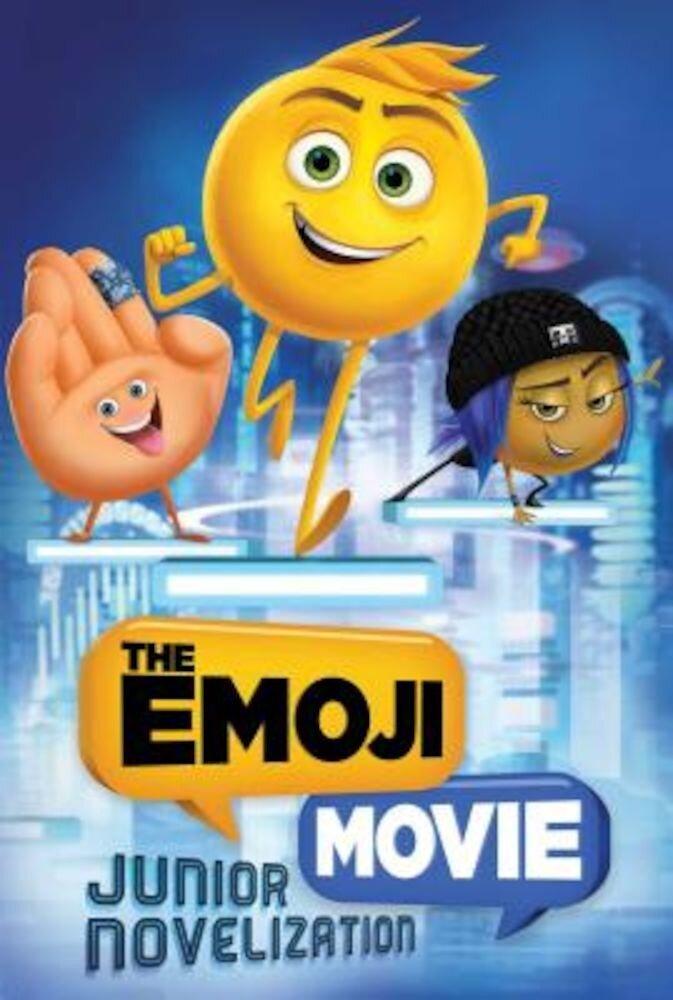 The Emoji Movie: Junior Novelization, Paperback