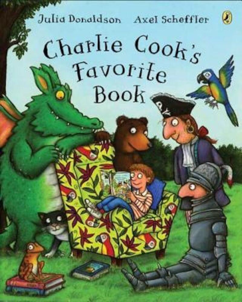 Charlie Cook's Favorite Book, Paperback