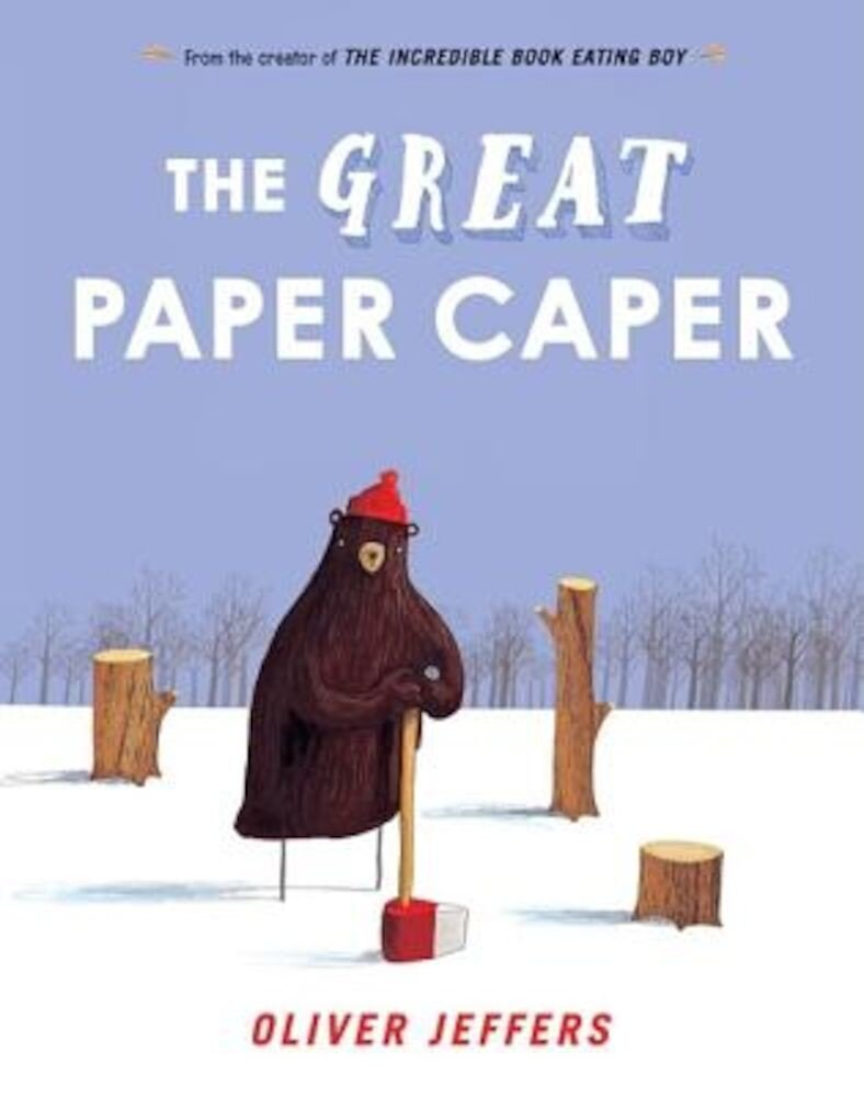 The Great Paper Caper, Hardcover