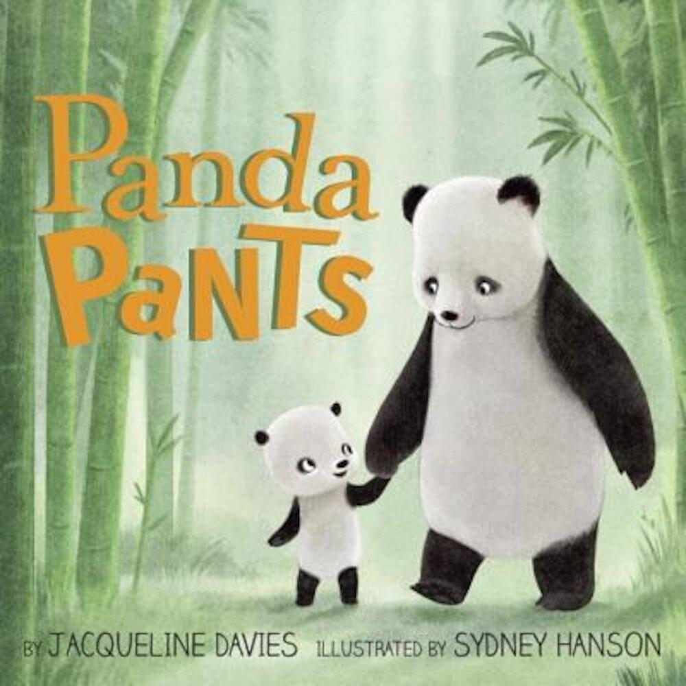 Panda Pants, Hardcover