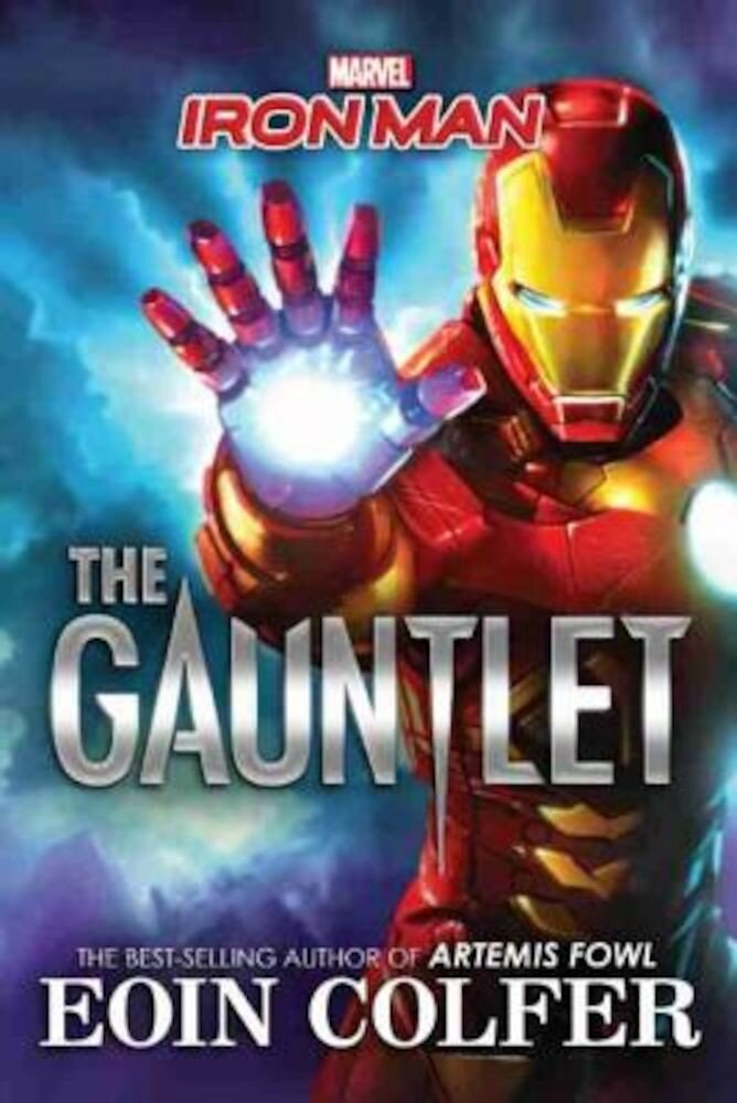 Iron Man: The Gauntlet, Hardcover
