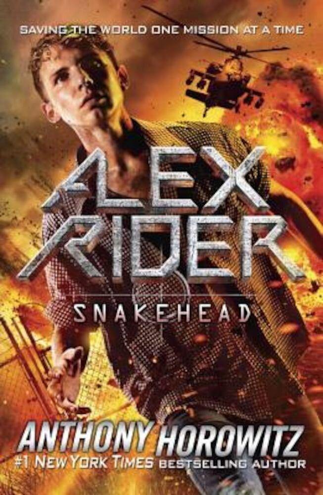 Snakehead, Paperback