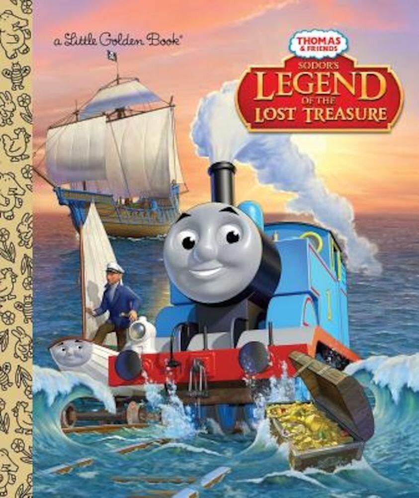 Sodor's Legend of the Lost Treasure (Thomas & Friends), Hardcover