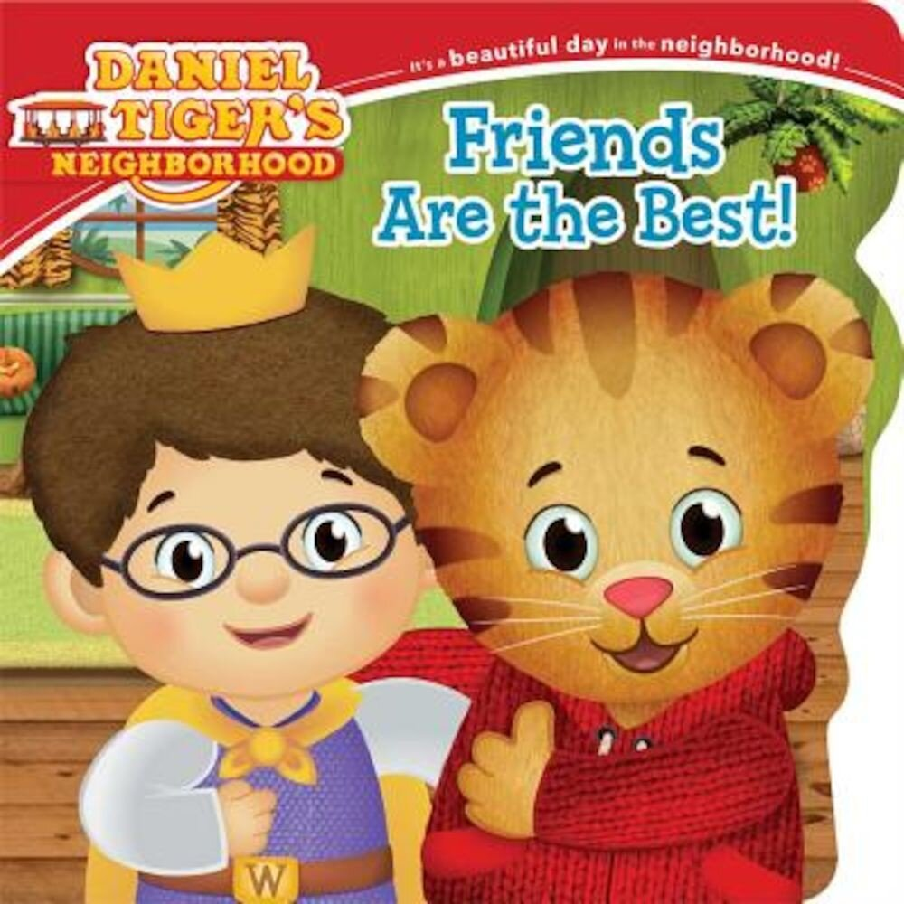 Friends Are the Best!, Hardcover
