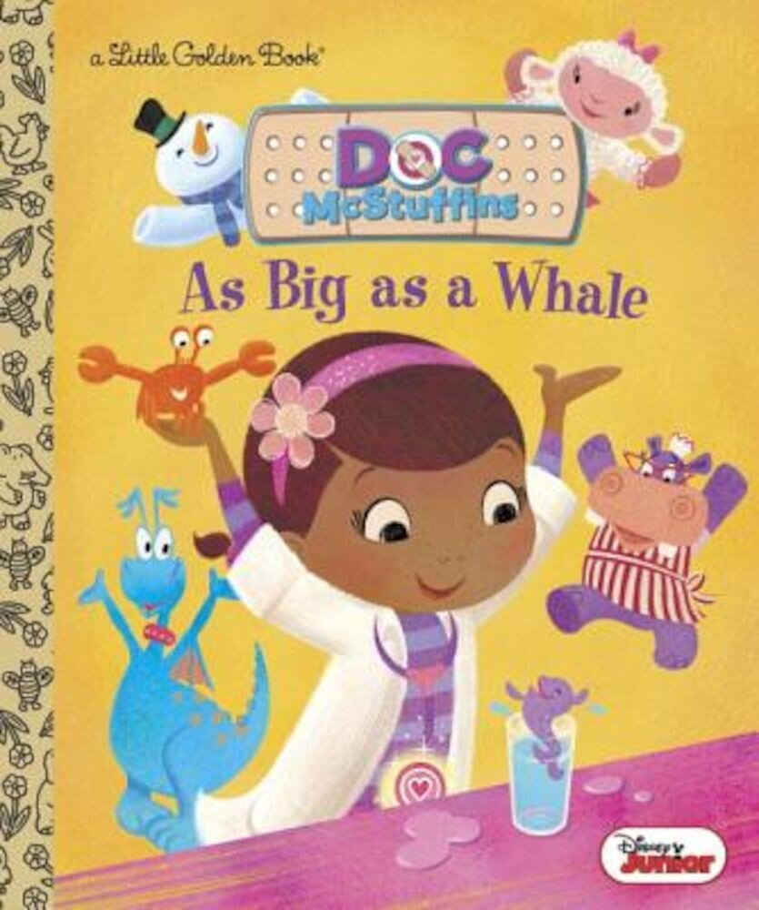 As Big as a Whale, Hardcover