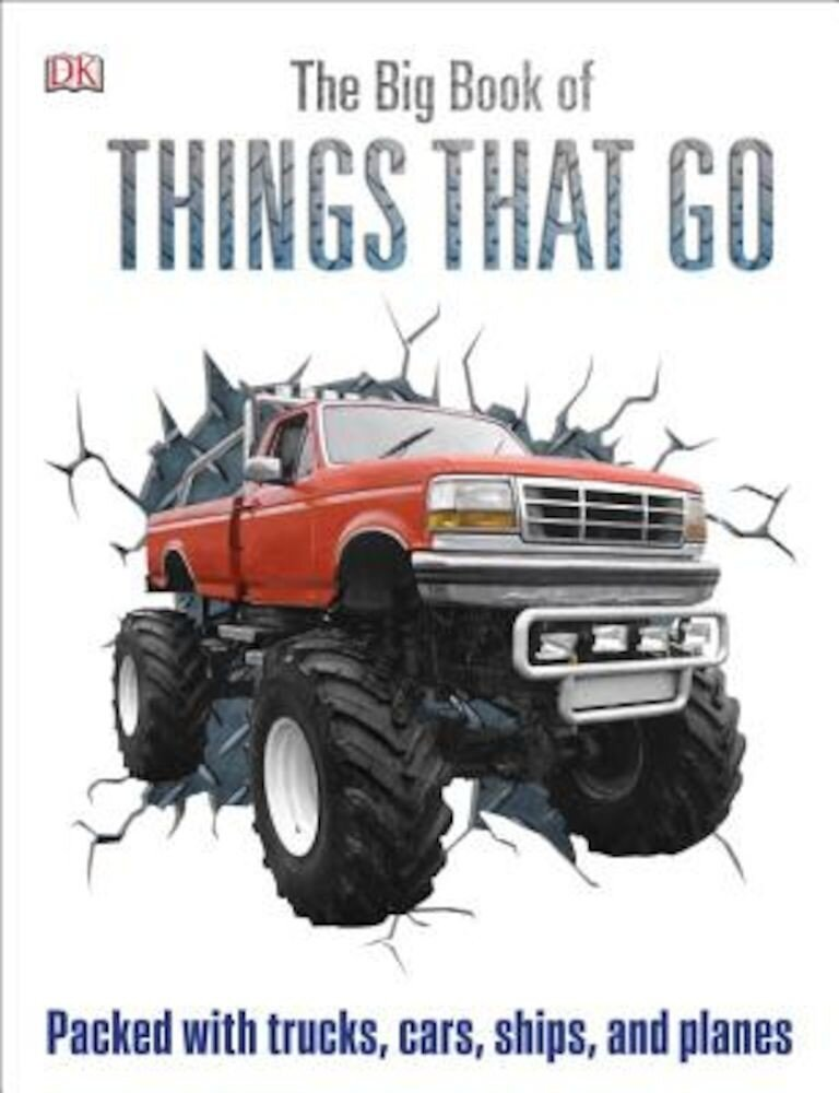 The Big Book of Things That Go, Hardcover