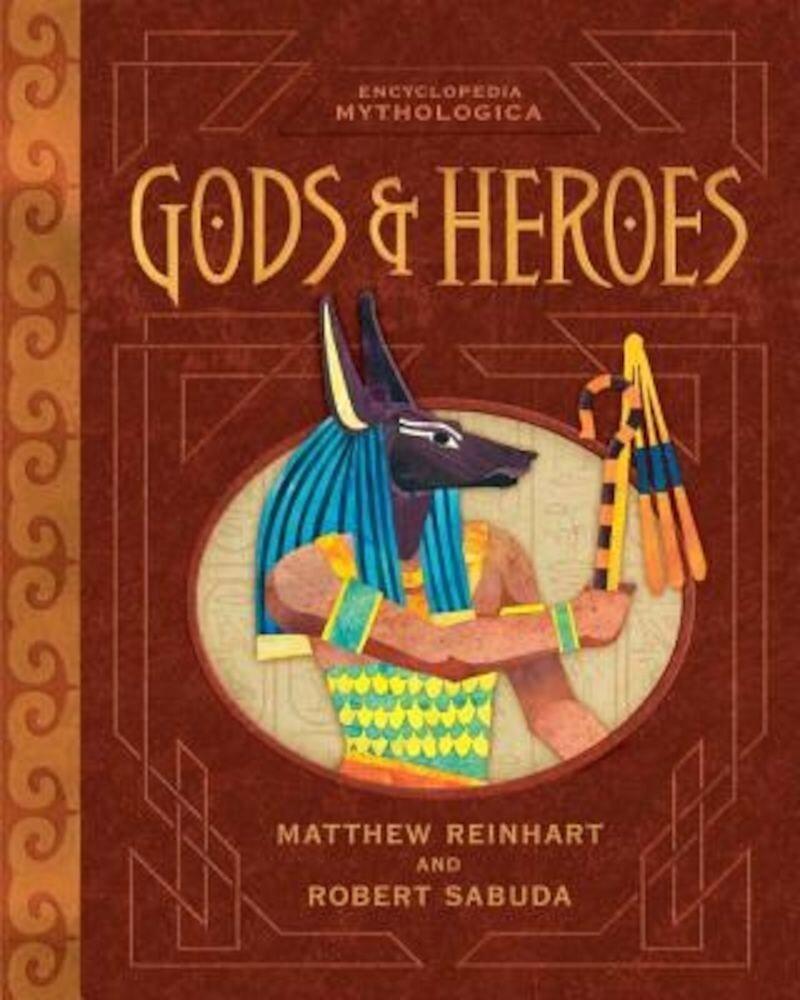 Gods & Heroes, Hardcover