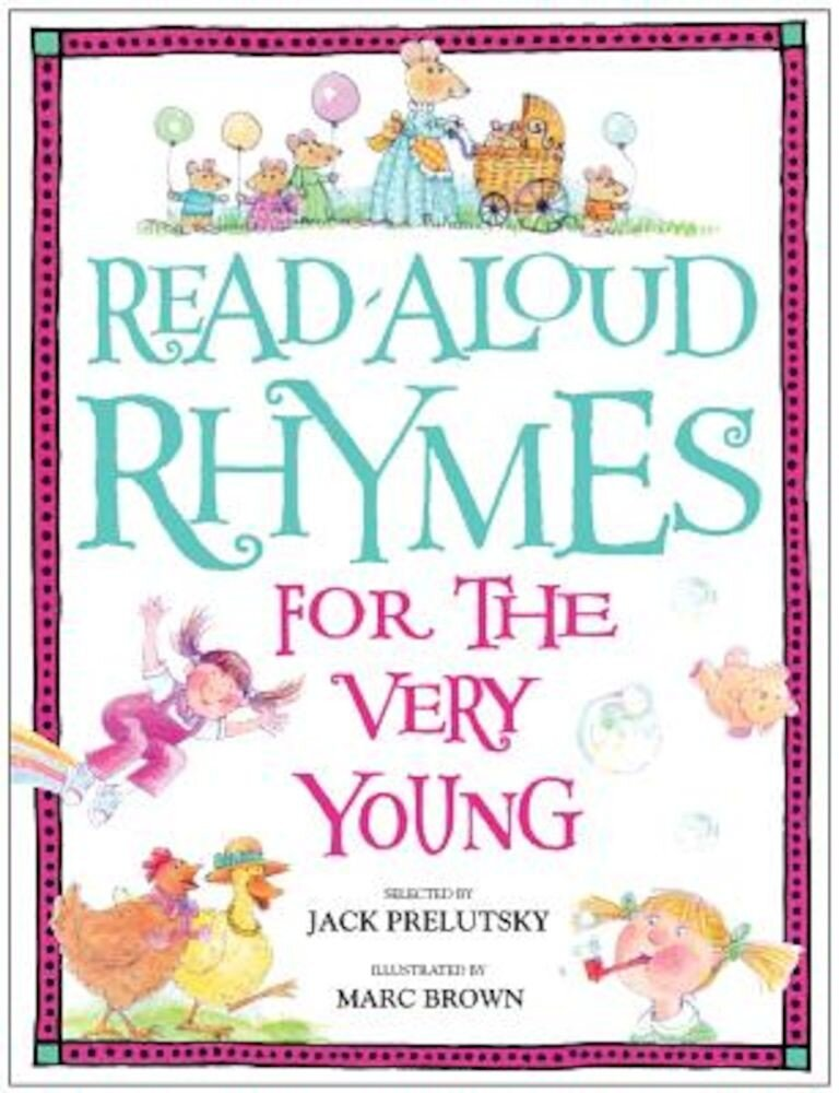 Read-Aloud Rhymes for the Very Young, Hardcover