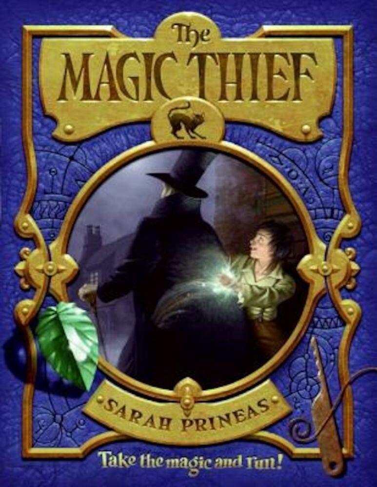 The Magic Thief, Hardcover