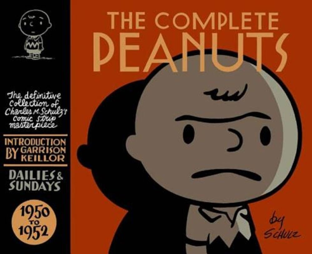 The Complete Peanuts 1950-1952, Hardcover