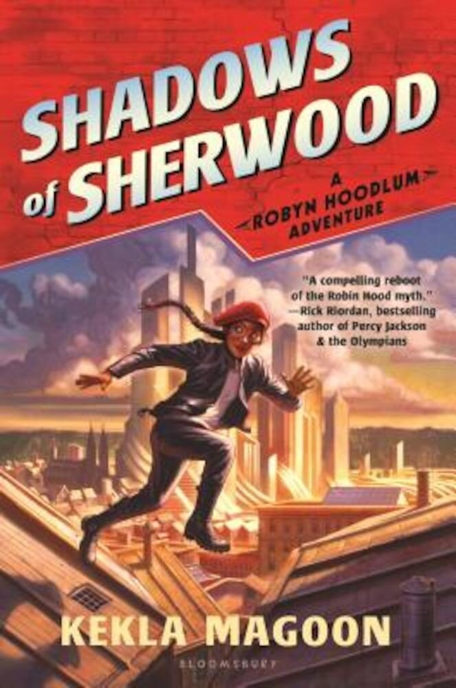 Shadows of Sherwood, Hardcover