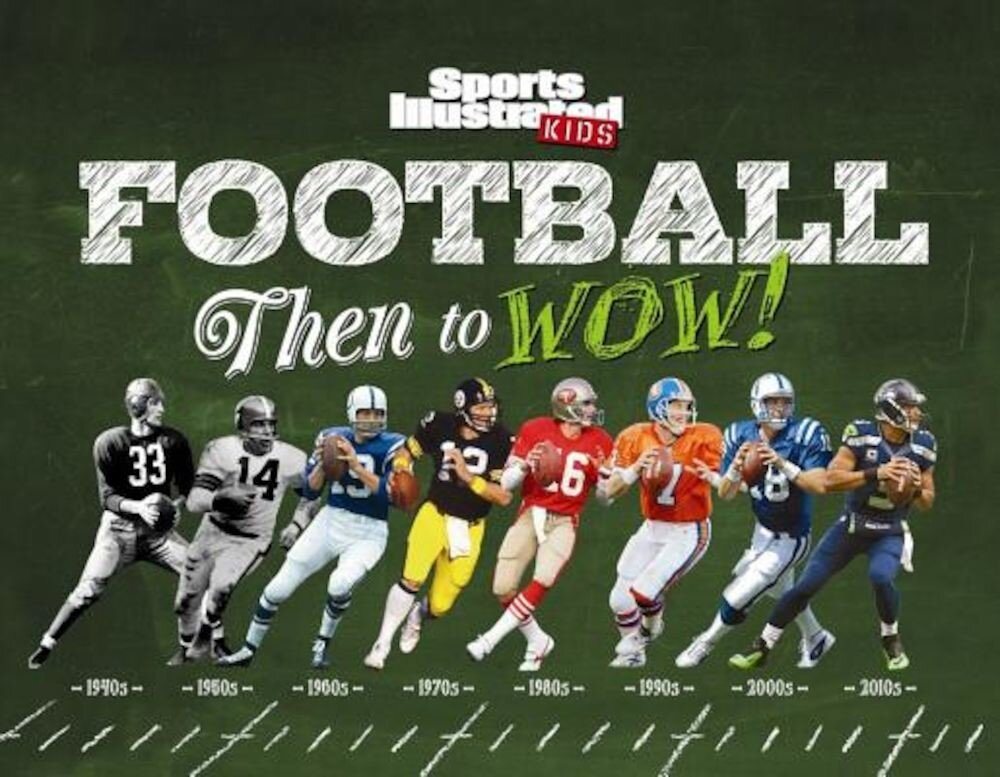 Football Then to Wow!, Hardcover