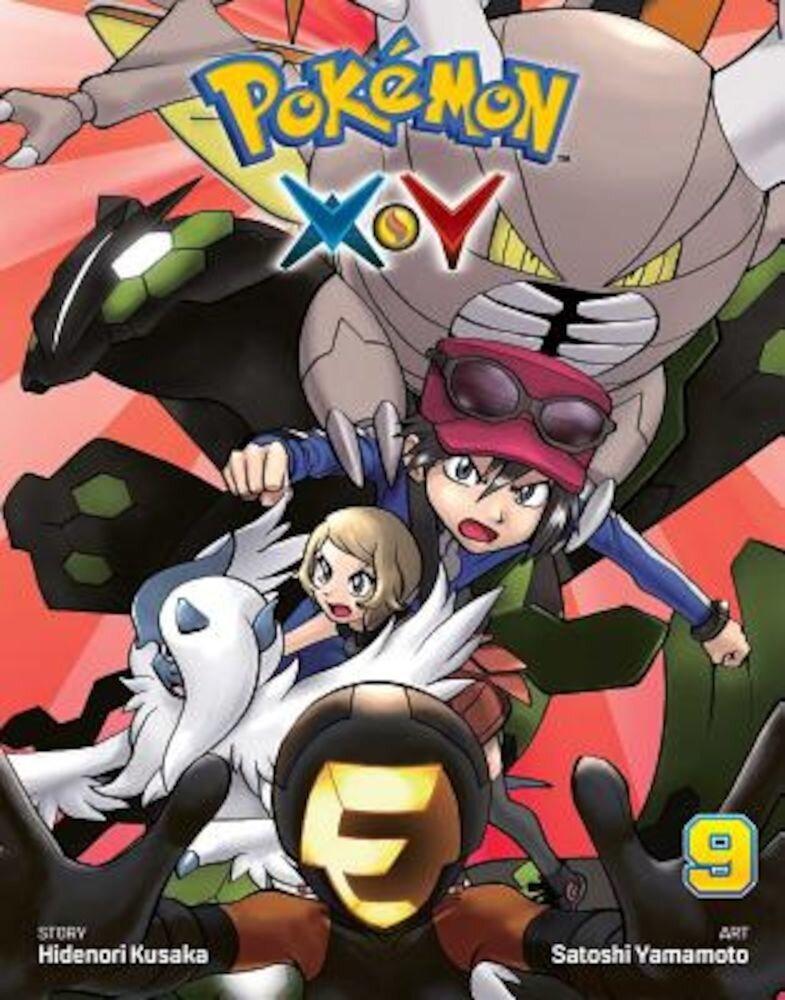Pokemon X-Y, Vol. 9, Paperback