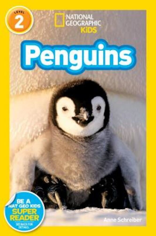 National Geographic Readers: Penguins!, Paperback