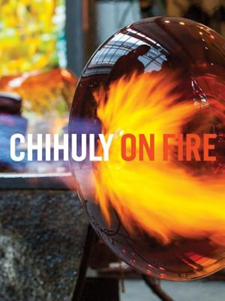 Chihuly: On Fire Note Card Set, Hardcover