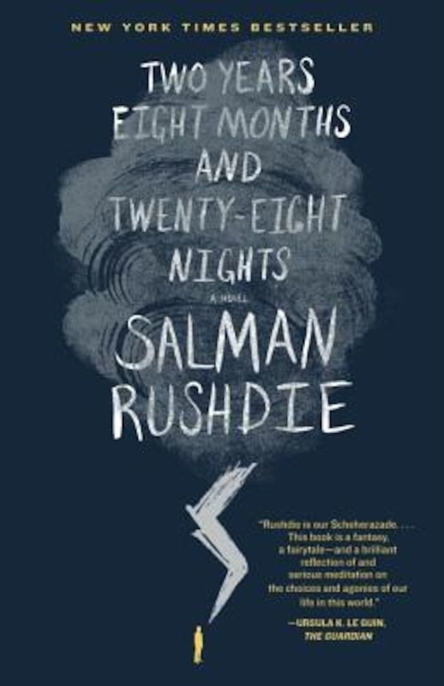 Two Years Eight Months and Twenty-Eight Nights, Paperback