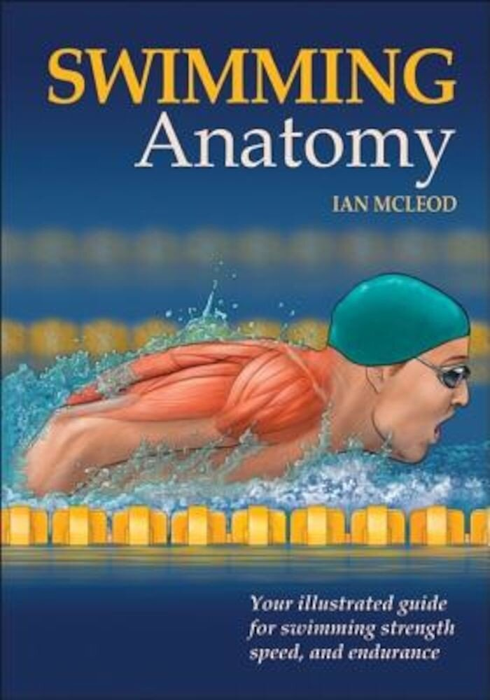 Swimming Anatomy, Paperback