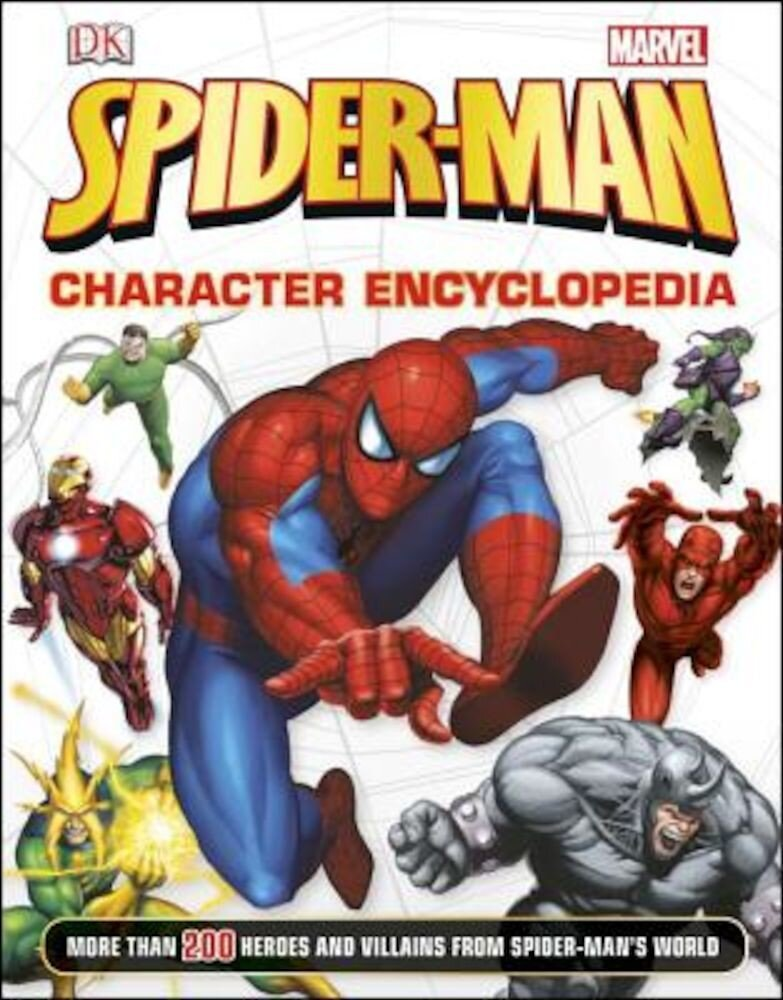 Spider-Man Character Encyclopedia, Hardcover