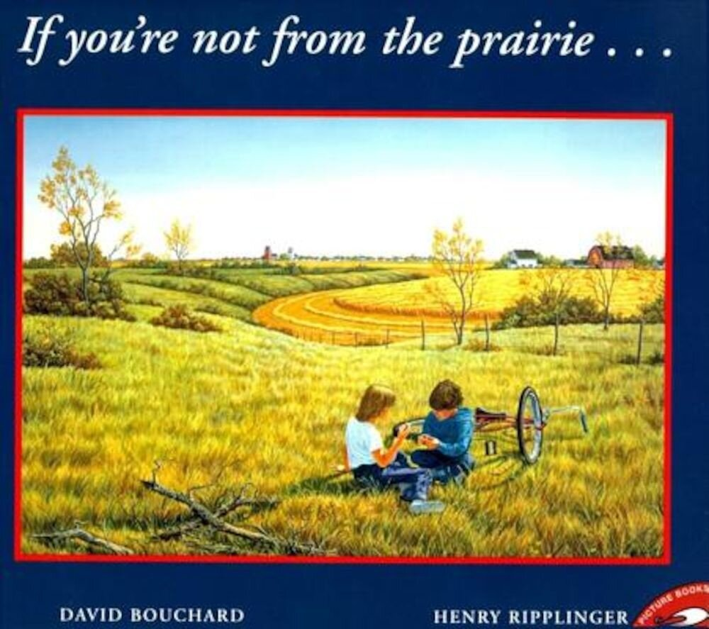 If You're Not from the Prairie, Paperback