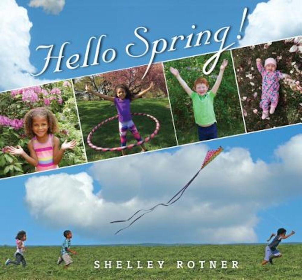 Hello Spring!, Hardcover