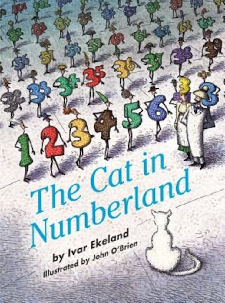 The Cat in Numberland, Hardcover