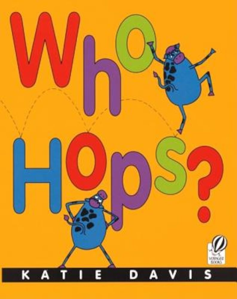 Who Hops?, Paperback