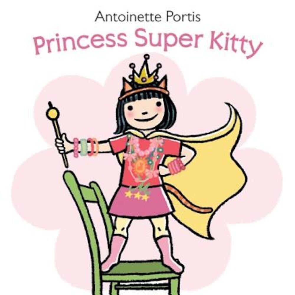 Princess Super Kitty, Hardcover