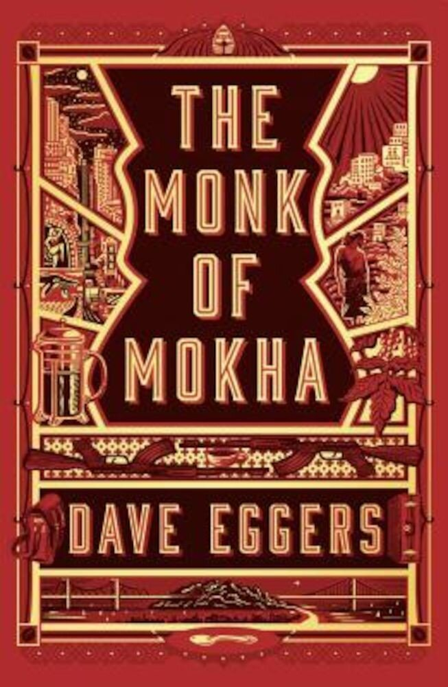 The Monk of Mokha, Hardcover