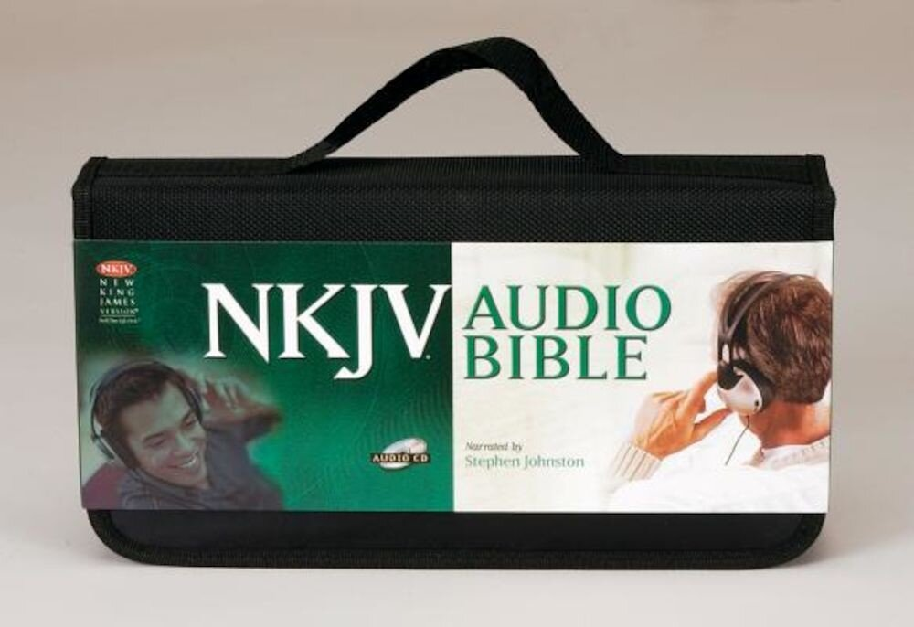 Audio Bible-NKJV, Audiobook