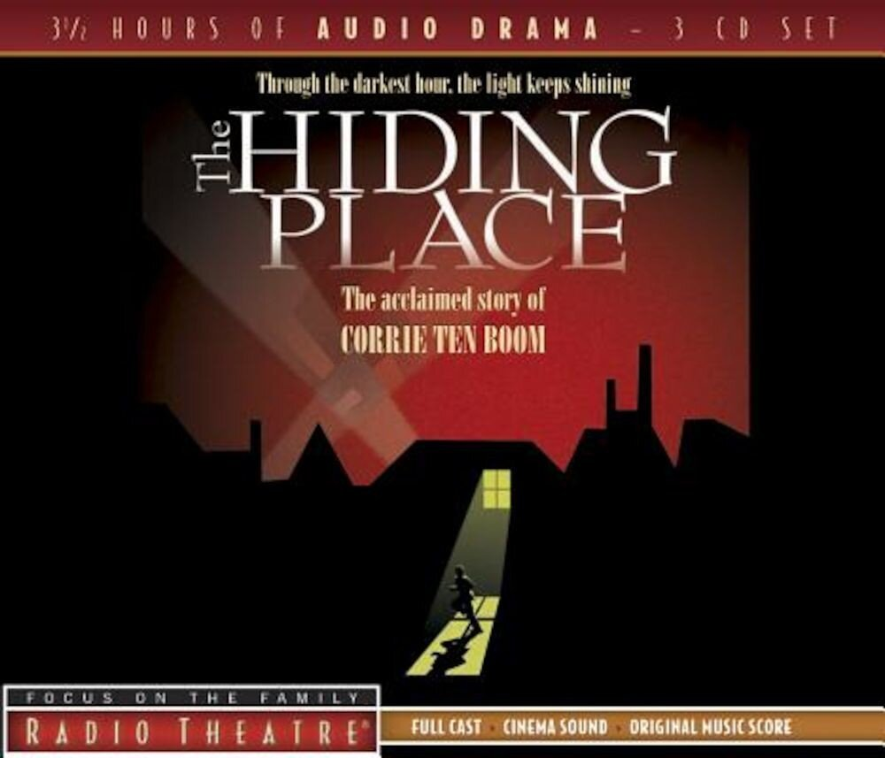 The Hiding Place, Audiobook
