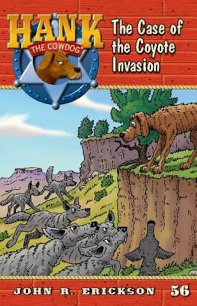 The Case of the Coyote Invasion, Paperback