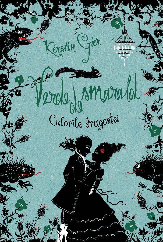 Verde de smarald. Culorile dragostei (eBook)