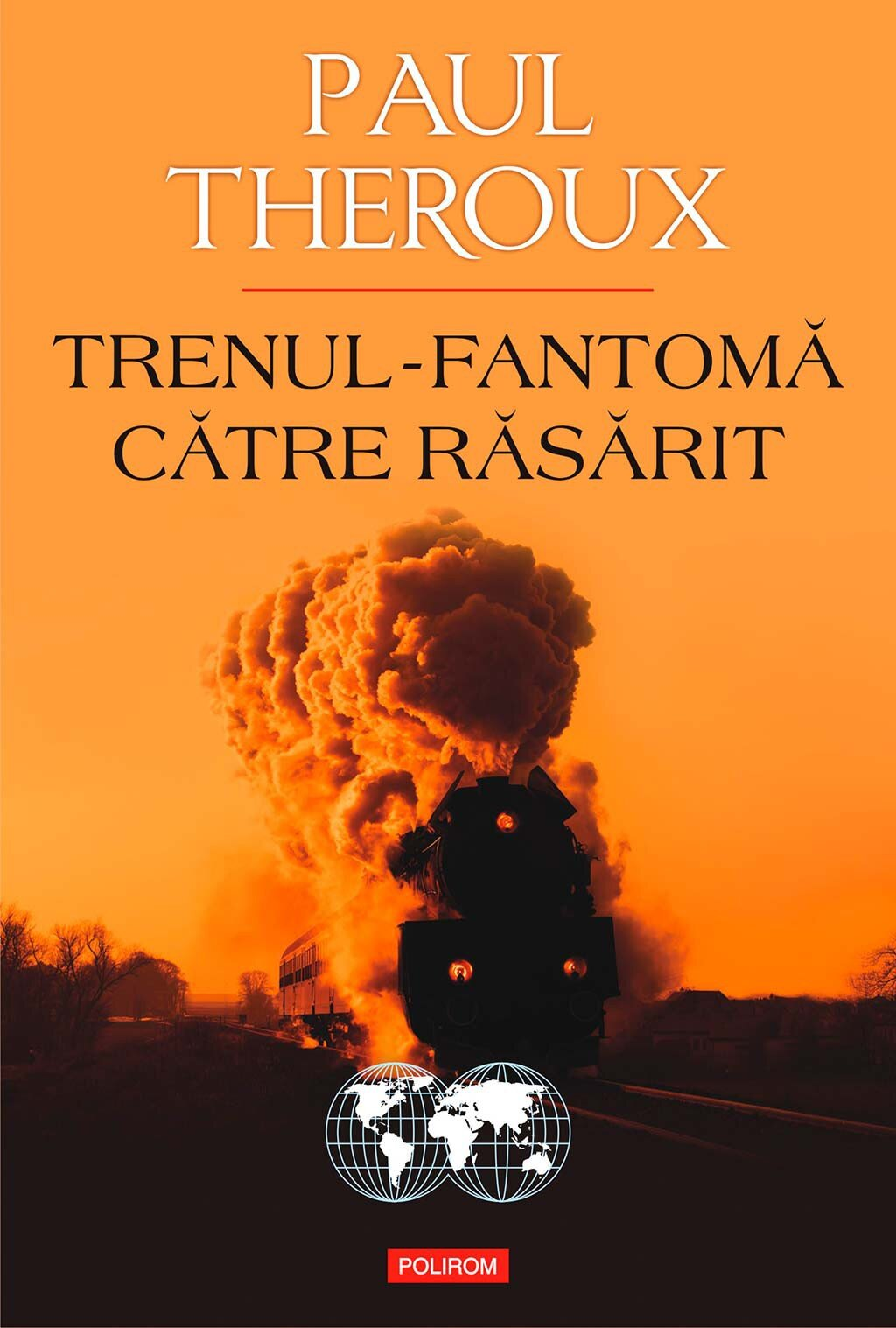 Trenul-fantoma catre Rasarit PDF (Download eBook)