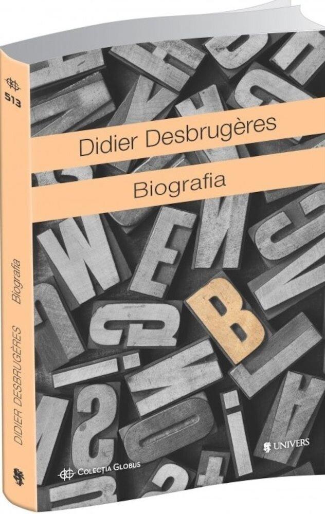 Coperta Carte Biografia