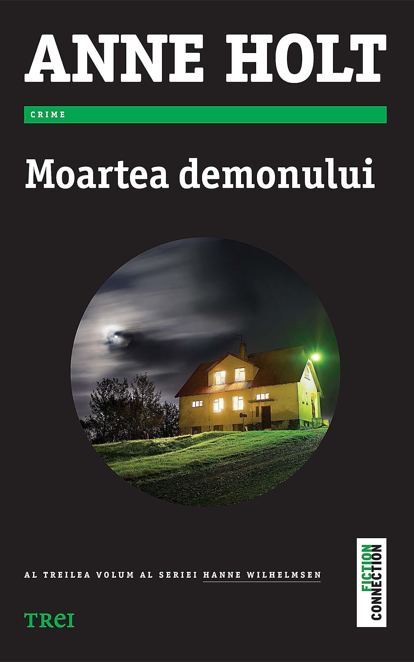 Moartea demonului (eBook)