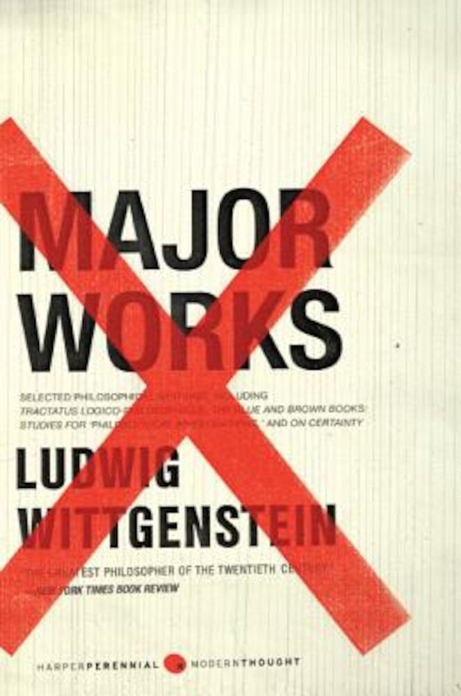 Major Works: Selected Philosophical Writings, Paperback