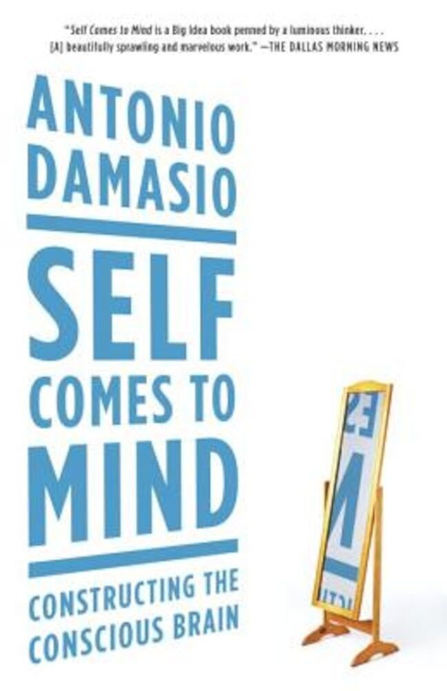 Self Comes to Mind: Constructing the Conscious Brain, Paperback